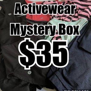 Athletic Wear Mystery Box